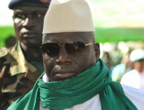 President Jammeh pardons treason, death row convicts