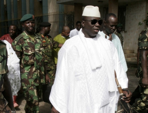 EU to keep withholding aid from Gambia after expulsion: diplomats