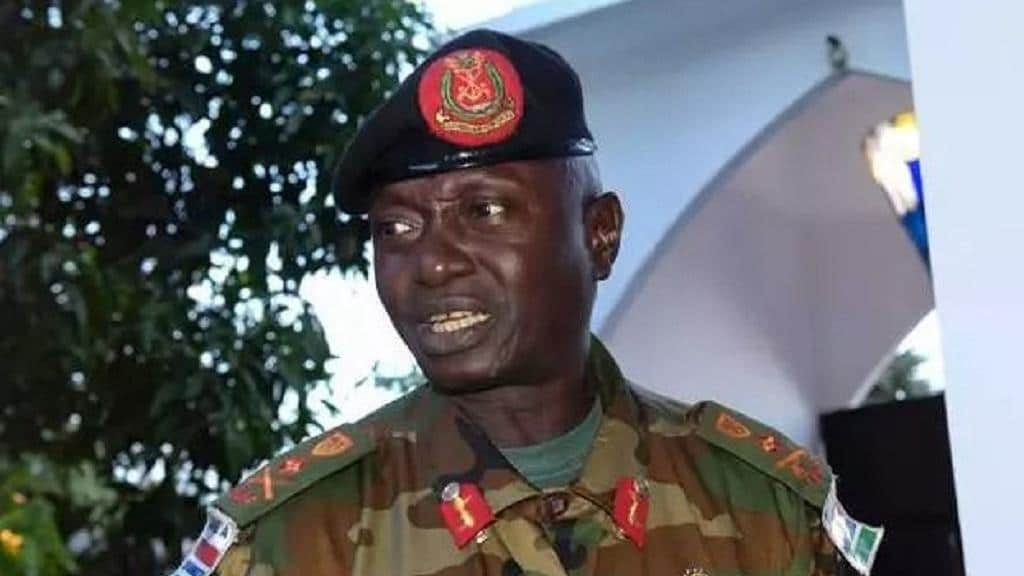 We are not going to involve ourselves in any fight – Gambian army chief