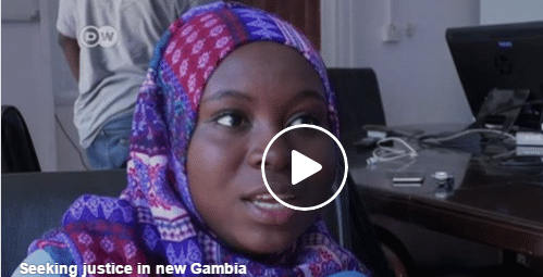 Justice for old crimes in a new Gambia?