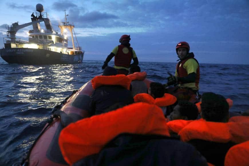 Gambian survivor says 146 missing after migrant boat sank off Libya