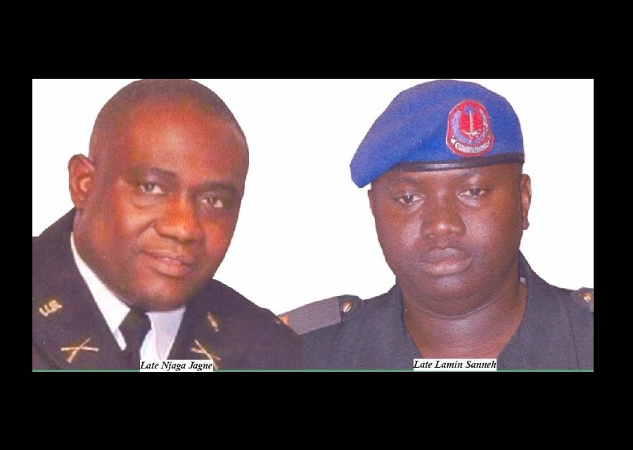 POLICE EXHUMED 'BODIES' OF LAMIN SANNEH & CO.