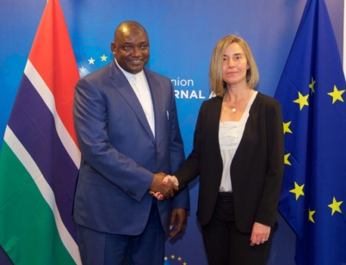 Gambia: The Gambia-EU Relationship