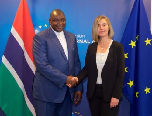 Gambia: The Gambia-EU Relationship