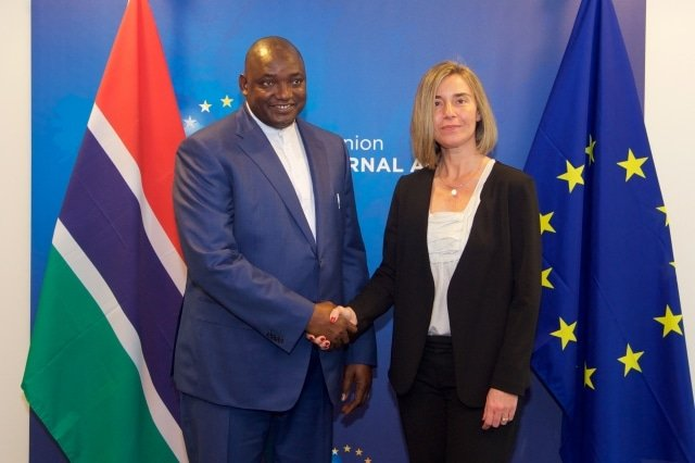 European union - Gambia