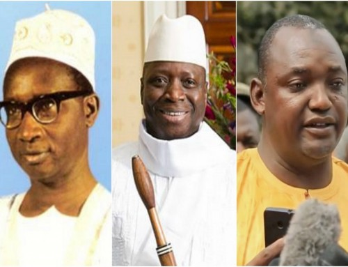 Gambia's selfish elite class and the true story of greed for power, position and materialism: A continuum in the making of New Gambia