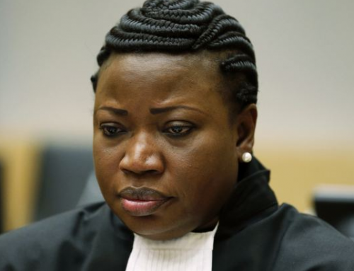 ICC's Bensouda says human rights violators must be prosecuted