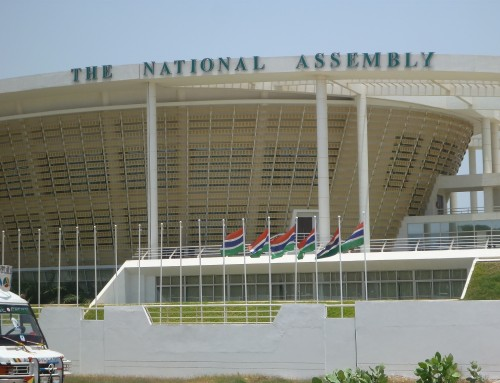 2019 Budget Estimates approved by the National Assembly