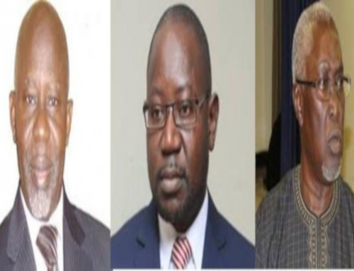 UDP/GMC/PPP YET TO COMMENT ON PRESIDENT BARROW'S CLAIM