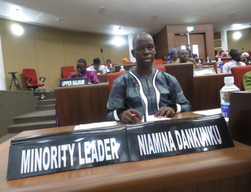 Nams Agree On Gambia, Cuba Parliamentary Friendship Group