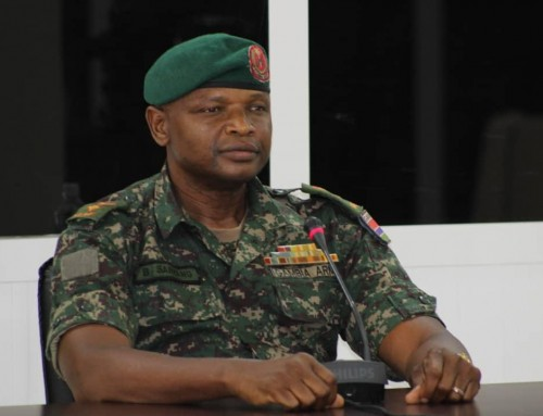 TRRC: Lt Col Sanyang Explains How November 11 Officers Were Buried