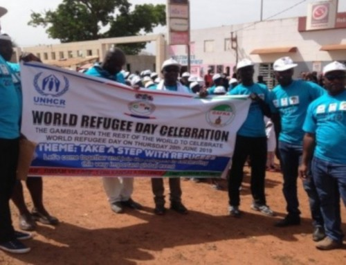 World Refugee Day Commemorated – Foroyaa Newspaper