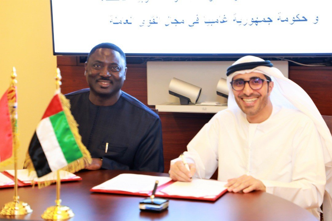 Gambia-UAE Sign Legal Protection Agreement For Gambian Workers