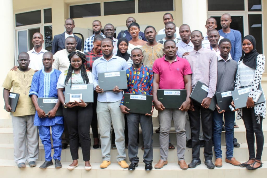 20 Journalists Commence Training on Corruption, Financial Reporting