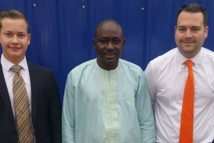 Two UK Investors Visit Gambia For Possible Partnership