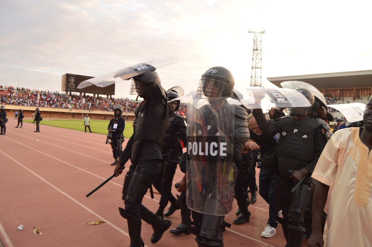 REVEALED: Gambia Incurs over D1M in Football Fines in 11 years