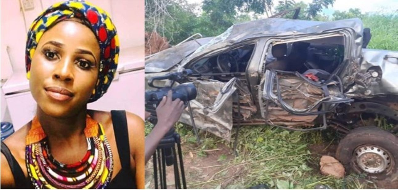 GRTS Reporter- Sise Sawaneh dies in Car accident