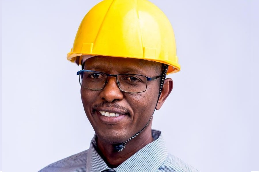 Gallo Saidy Award-winning Gambian Civil Engineer